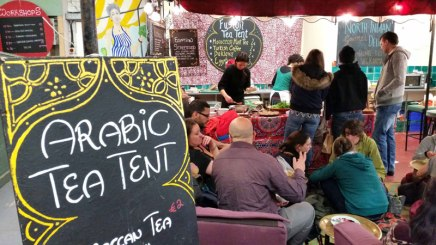 arabic-tent